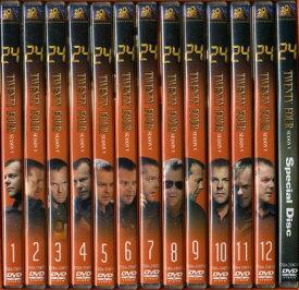 24 TWENTY FOUR シーズン5 コレクターズボックス 1〜12+スペシャルディスク (全13枚)(全巻セットDVD)|中古DVD [K]【中古】