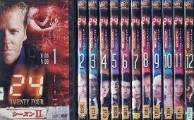 (A)24 TWENTY FOUR シーズン2 1〜12 (全12枚)(全巻セットDVD)|中古DVD【中古】