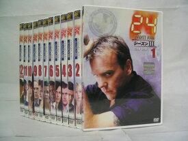 24 TWENTY FOUR トゥエンティ フォー シーズン3 1〜12 (全12枚)(全巻セットDVD)|中古DVD【中古】