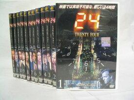 24 TWENTY FOUR シーズン1 1〜12 (全12枚)(全巻セットDVD)|中古DVD【中古】