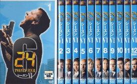 24 TWENTY FOUR トゥエンティ フォー シーズン6 1〜12 (全12枚)(全巻セットDVD)|中古DVD【中古】