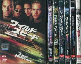 ワイルド・スピード (劇場版1〜7) FAST FURIOUS+X2+X3+MAX+MEGA MAX+EURO MISSION+SKY MISSION (7枚セットDVD)|中古DVD【中古】