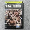 【4/14 20時から4/18 10時まで★ポイント10倍★☆期間限定】WWE ロイヤルランブル 2008|中古DVD