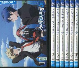 アルカナ・ファミリア 1〜6巻+SP (全7枚)(全巻セットDVD)|中古DVD【中古】