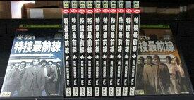 特捜最前線 BEST SELECTION 1〜12巻 (全12枚)(全巻セットDVD)|中古DVD