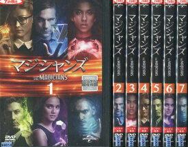 マジシャンズ 1〜7巻 (全7枚)(全巻セットDVD) [ジェイソン・ラルフ/ステラ・メーヴ]|中古DVD【中古】