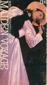 LIVE'86MAIDEN VOYAGE [松本典子]|中古ビデオ【VHSです】【8/1 0時から 8/27 10時まで★ポイント10倍★☆期間限定】