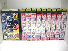 【VHSです】爆転シュート ベイブレード2002 1〜9+劇場版 (全10巻)(全巻セットビデオ)|中古ビデオ【中古】