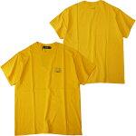 LIVEINFABEARTH[リブインファブアース]半袖ドランクオンザムーンTシャツ/GOLD