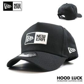 ニューエラ キャップ 9Forty NewEra ボックスロゴ D-Frame 940 BOXLOGO メンズ レディース ブランドロゴ ニューエラー 帽子 ぼうし 限定商品