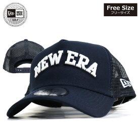 ニューエラ ゴルフ メッシュキャップ NEW ERA GOLF キャップ メッシュ 帽子 ぼうし ロゴ ネイビー ラウンド 夏 スポーツ アウトドア 通気性抜群 紫外線対策 ロゴ ニューエラー ぼうし