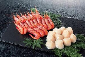 送料無料 ホタテ 貝柱 冷凍 「甘えび ほたて貝柱 ギフトセット」 ギフト 刺し身 甘エビ ホタテ 海鮮 海産物 海の幸 冷凍