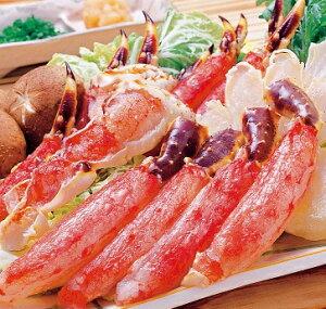 送料無料 かにしゃぶ かに たらば蟹 しゃぶしゃぶ タラバガニ ポーション 500g カニしゃぶ