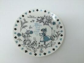 【在庫限定品】Shinzi Katoh 中皿 Alice in Wonderland BL 径15.3×高さ2.2cm