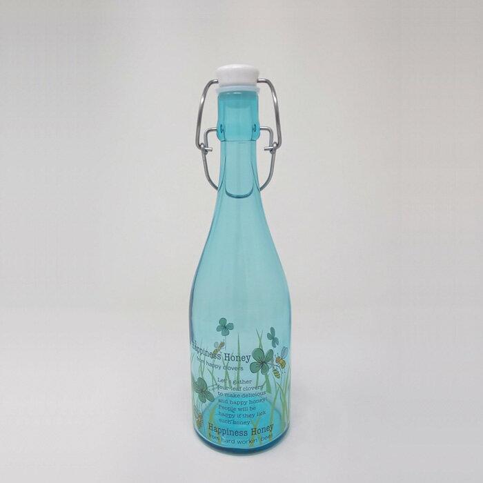 【訳あり在庫処分品】Shinzi Katoh 密封ウォーターボトル happiness honey *フタ等汚れあります。