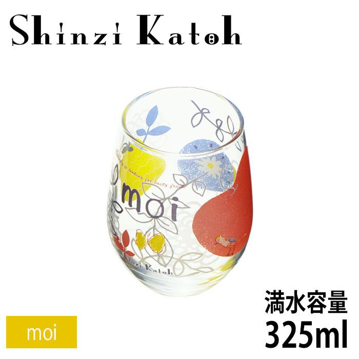 【在庫限定品】Shinzi Katoh Tulipタンブラー moi 満水容量325ml