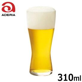 石塚硝子 アデリアグラス 薄吹きビアグラスM B-6770容量310ml