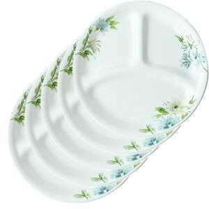 フェアリーフローラ ランチ皿(小) 21.5cm 5枚