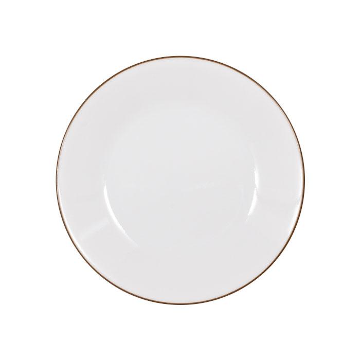 コレール タフホワイト ネイチャー 小皿(径17cm)J106-CRB CP-9437