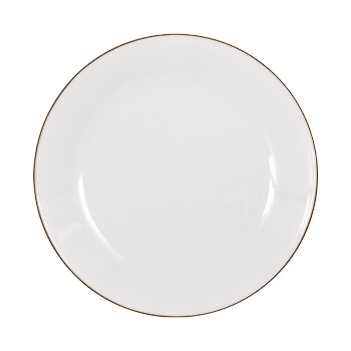 コレール タフホワイト ネイチャー 中皿(径21.5cm)J108-CRB CP-9438