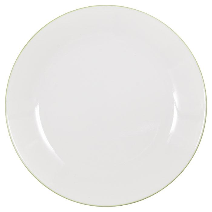 コレール タフホワイト リーフ 大皿(径26cm)J110-CRG CP-9455