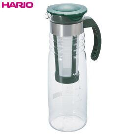 ハリオ(HARIO)かご網付き水出し茶ポット 実用容量1200ml