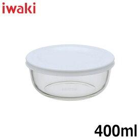 iwaki(イワキ) 保存容器 パックぼうる 400ml