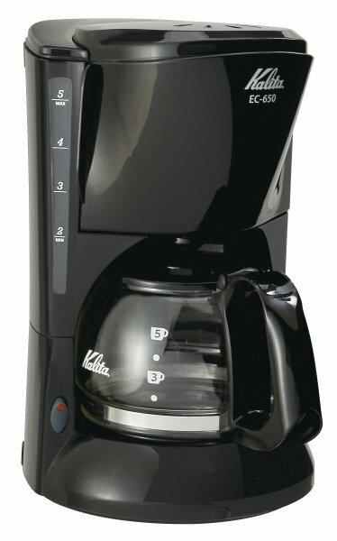【在庫処分品・値下げしました】カリタ(KALITA)コーヒーメーカー(5カップ)【楽ギフ_包装】【楽ギフ_のし】