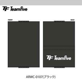 TEAM FIVE フィームファイブ TFホイッスルカバー ブラック バスケットボール レフリー 審判 返品交換不可(arwc0107)