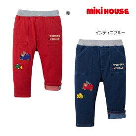 ミキハウス正規販売店/ミキハウス mikihouse ストレッチパンツ(110cm・120cm・130cm)