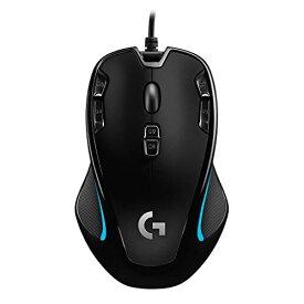 Logicool G ロジクール G ゲーミングマウス 有線 G300Sr 左右対称 軽量 プログラムボタン9個 高精度dpi 国内正規品