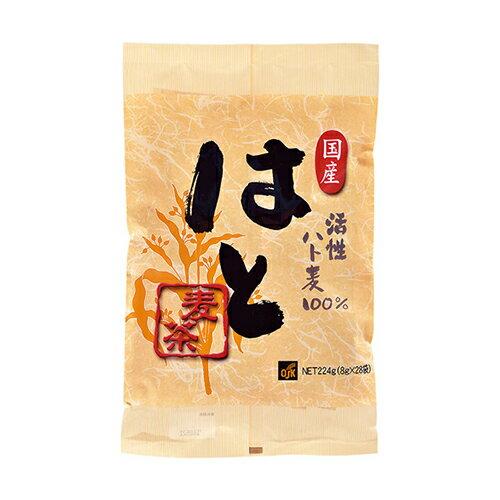 OSK 国産活性はと麦茶 224g (8g×28袋)【小谷穀粉】