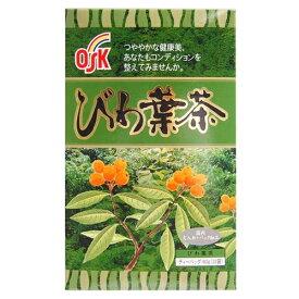 OSK びわ葉茶 160g (5g × 32袋)【小谷穀粉】