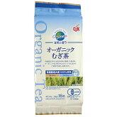 OSKオーガニック麦茶自然の実り160g(10g×16袋)【小谷穀粉】