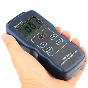 デジタルガウスメーター 電磁波測定器 低周波電磁波の強度を手軽に測定 EMFテスター コンパクト HOP-EMF828