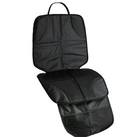 チャイルドシートマット カー車保護シート シートプロテクター クッション 滑り止め 収納ポケット付き HOP-BYSC4542 送料無料