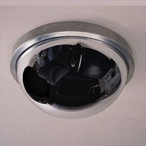 【3980円以上で 送料無料】防犯ミラー ドームミラー HD-1/2ドーム70 室内用ミラー 安心 安全 防犯 簡単 ミラー 鏡