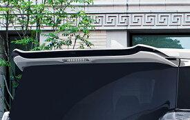 ヴェルファイア ヴェルファイアハイブリッド 30系 後期 リアウィング ウイング 塗り分け塗装 シルクブレイズ GL-30VE-RW SILK BLAZE