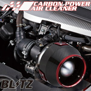 ブリッツ タンク M900A 16/11〜 カーボンパワー エアクリーナー 35244 BLITZ 経