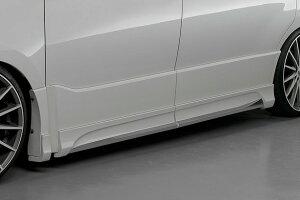 ROJAM ロジャム ヴォクシー 80系 ZRR8W 前期 ZS サイドステップモール 未塗装 アイアールティー ジェニック IRT GENIK 21-ss-vn80