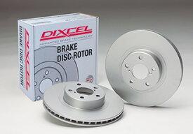 ディクセル ノート SNE12 18/09〜 ブレーキローター PDタイプ フロント用 3212111S DIXCEL 個人宅発送追金有
