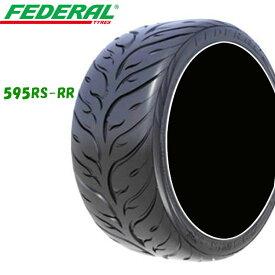 18インチ 225/40ZR18 92W XL 2本 輸入 スポーツタイヤ フェデラル 225/40R18 FEDERAL 595 RS-RR 要在庫確認