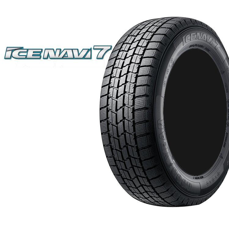 スタッドレス タイヤ グッドイヤー 19インチ 1本 245/45R19 245 45 19 98Q アイスナビ7 冬 スタットレス GOOD YEAR ICE NAVI7