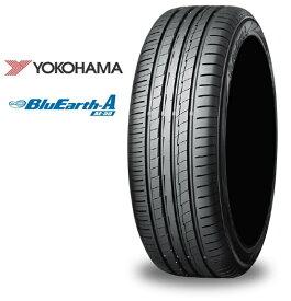 19インチ 255/30R19 91W EX 4本 夏 サマー 低燃費タイヤ ヨコハマ ブルーアース A AE50 チューブレスタイヤ YOKOHAMA BluEarth-A AE50