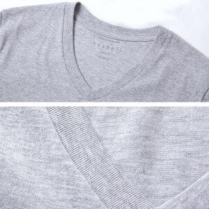 【タダ割】楽天ランキング第1位獲得♪Tシャツカットソー◆コットンVネックTシャツ◆Tシャツおしゃれメンズ半袖半そで春服JOZEジョゼ