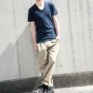 ◆コットンVネックTシャツ◆Tシャツメンズ半袖カットソーVネック綿100%綿素材綿無地春服夏夏服JOZEジョゼ