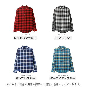 ネルシャツメンズチェックシャツ◆ネルチェックシャツ◆長袖長袖シャツ赤厚手起毛腰巻冬服
