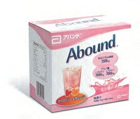 アボットジャパン アバンド(abound) ストロベリー&オレンジ 1箱(24g×14袋)【栄養補助食品】アミノ酸 HMB配合 05P27May16