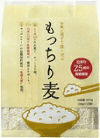 【あす楽対応】【調剤薬局限定】もっちり麦 35g×12袋(もち麦100%)