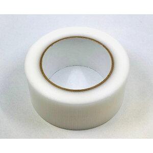 窓ガラスの飛散防止テープ 養生テープ 台風対策 透明【3巻】